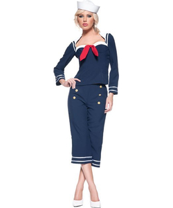 Ship Mate Costume